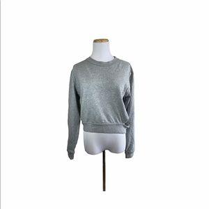 Cheap Monday Cropped Sweatshirt